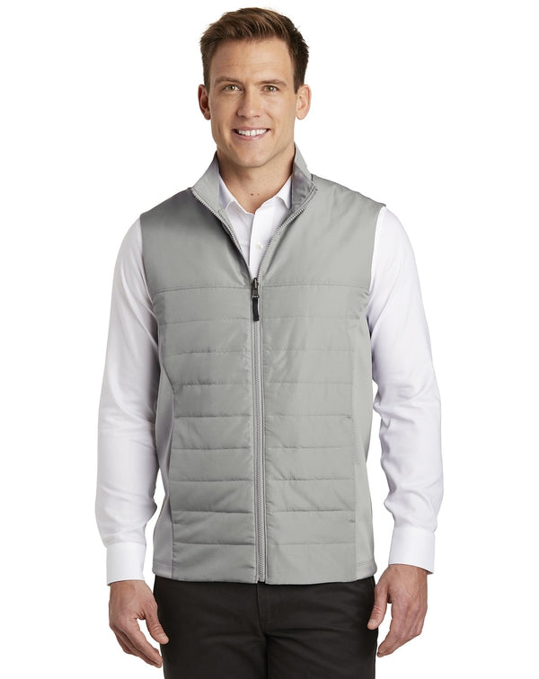 Port Authority ®Collective Insulated Vest-Port Authority-Pacific Brandwear