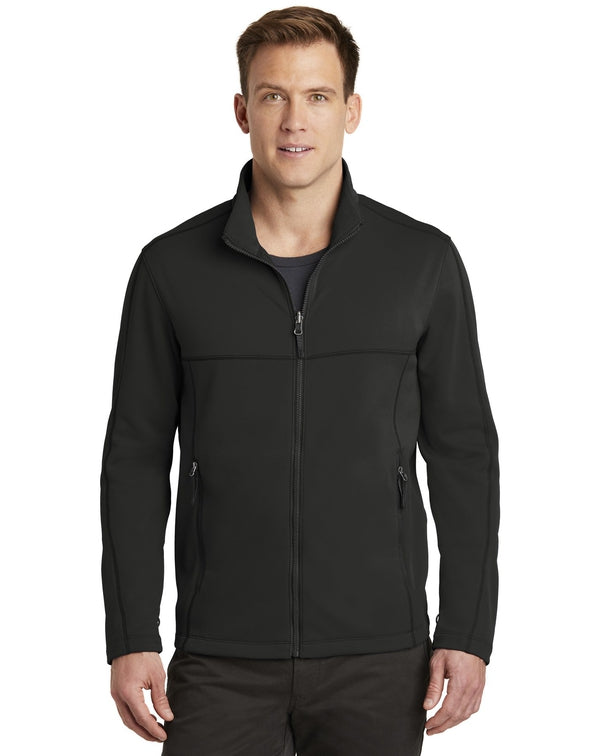 Port Authority ®Collective Smooth Fleece Jacket-Port Authority-Pacific Brandwear