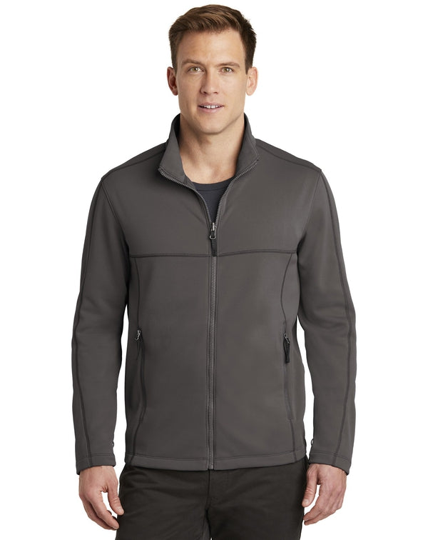 Port Authority® Collective Smooth Fleece Jacket-Port Authority-Pacific Brandwear