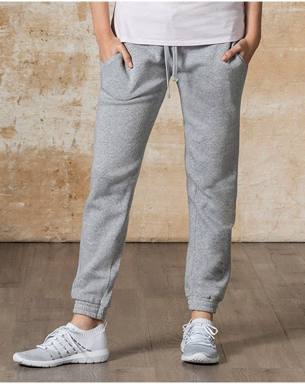 Women's Jamie Angel Fleece Sweatpants-MV Sport-Pacific Brandwear