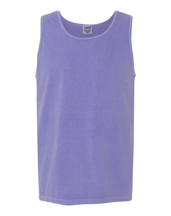 Comfort Colors Pigment Dyed Tank-Comfort Colors-Pacific Brandwear