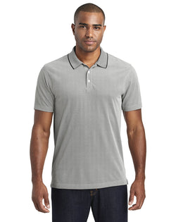 Port Authority® Poly Oxford Pique Polo-Port Authority-Pacific Brandwear