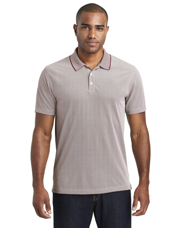 Port Authority ® Poly Oxford Pique Polo-Port Authority-Pacific Brandwear