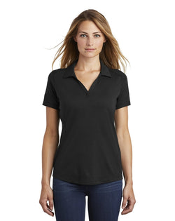 Sport-Tek® Ladies PosiCharge® Tri-Blend Wicking Polo-Sport-Tek-Pacific Brandwear