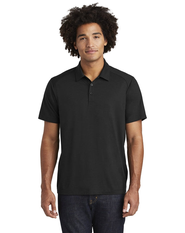 Sport-Tek® PosiCharge® Tri-Blend Wicking Polo-Sport-Tek-Pacific Brandwear