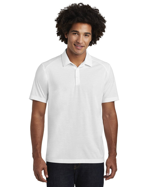 Sport-Tek ®PosiCharge ® Tri-Blend Wicking Polo-Sport-Tek-Pacific Brandwear