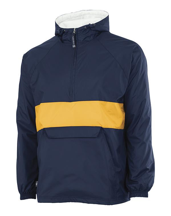 Charles River Striped Pullover-Charles River-Pacific Brandwear