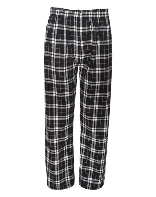 Custom Flannel Pants with Pockets-Boxercraft-Pacific Brandwear