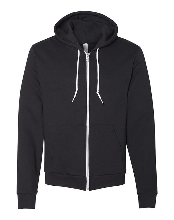 American Apparel Flex Fleece Unisex Full-Zip-American Apparel-Pacific Brandwear
