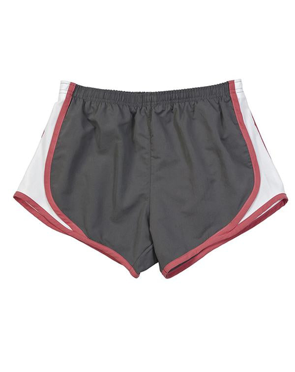 Boxercraft Ladies Velocity Running Shorts-Boxercraft-Pacific Brandwear