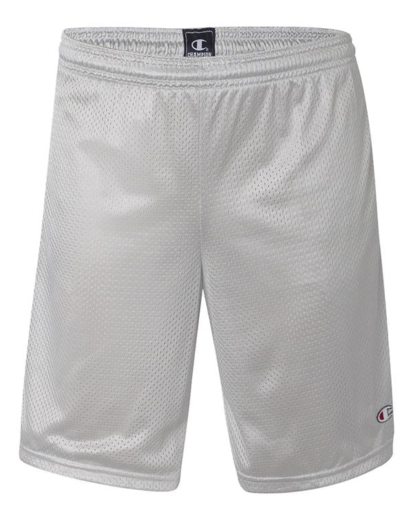 Champion Long Mesh Shorts with Pockets-Champion-Pacific Brandwear