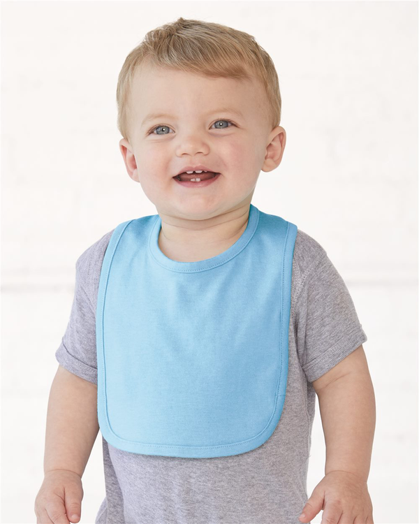 Infant Premium Jersey Bib-Rabbit Skins-Pacific Brandwear