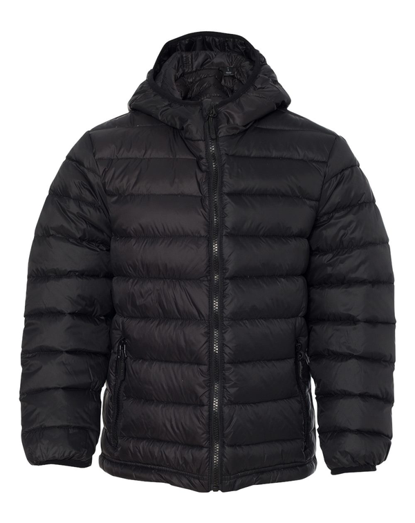 Youth 32 Degrees Packable Hooded Down Jacket-Weatherproof-Pacific Brandwear