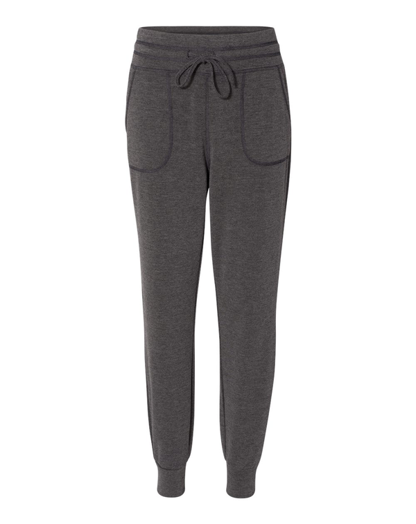 Women's Heat Last Fleece Faux Cashmere Cozy Joggers-Weatherproof-Pacific Brandwear