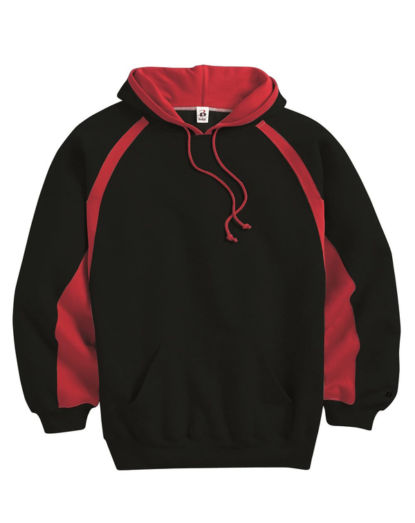 Hook Hooded Sweatshirt-Badger-Pacific Brandwear