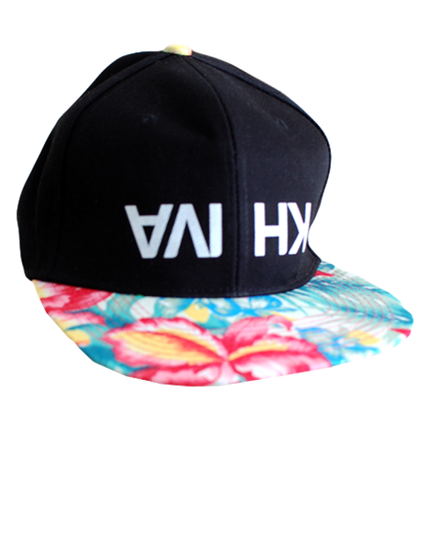 Kh Iva Embroidered Hat-Pacific Brandwear-Pacific Brandwear