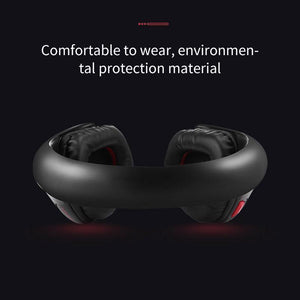 Bluetooth Headset Wireless Foldable Headphone Noise Reduction Gaming Headset for PS4 PC Smartphones Computers
