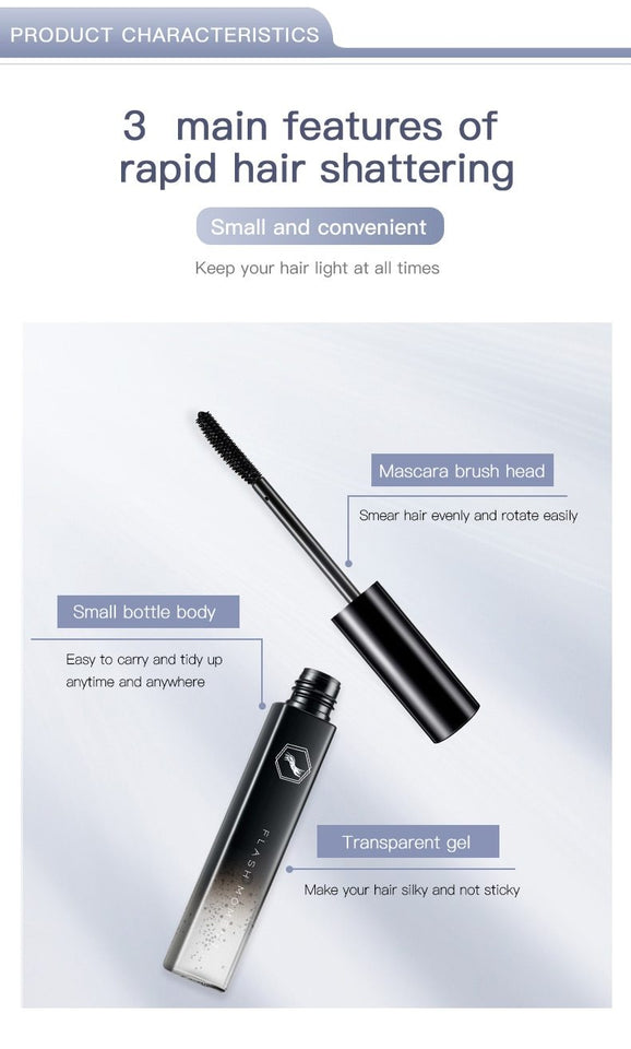 The Sleek Stick - For instantly sleek, groomed and smooth hair!