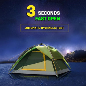 3 Secs Tent-Free Shipping Worlewide