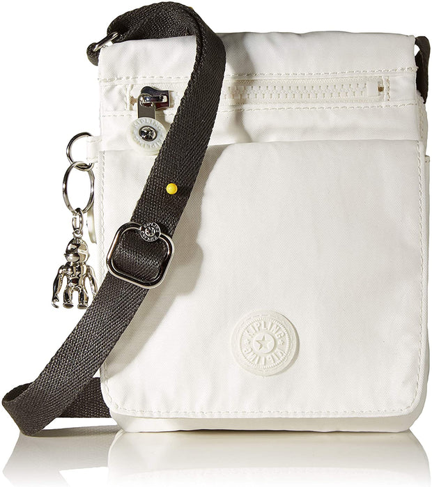 NEW ELDORADO WHITE METALLIC - Kipling UAE