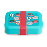 LUNCHBOX KIDS L BL FUN SHAPES - Kipling UAE