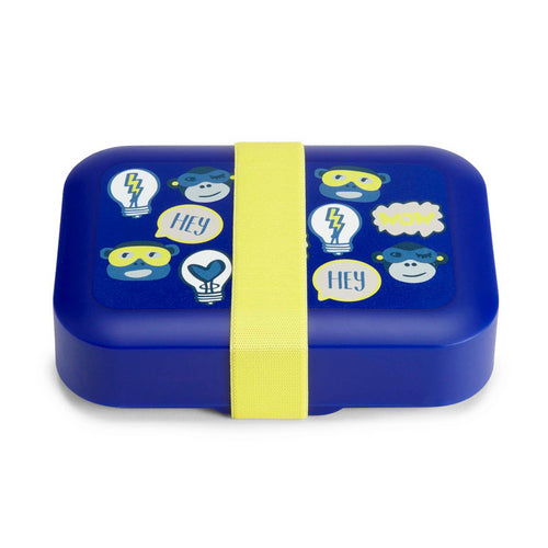 LUNCHBOX KIDS D BL FUN SHAPES - Kipling UAE