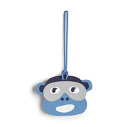 MONKEY FUN TAG POLISH BLUE FUN - Kipling UAE
