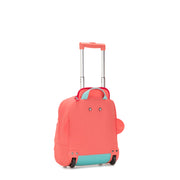 BIG WHEELY PEACHY PINK C - Kipling UAE