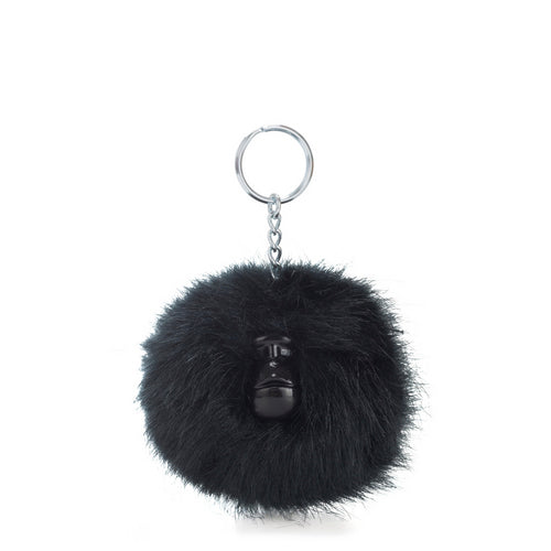 POMPOM MONKEY(10) TRUE NAVY - Kipling UAE