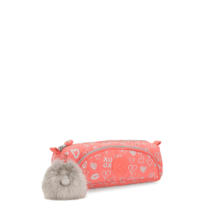 CUTE HEARTY PINK MET - Kipling UAE