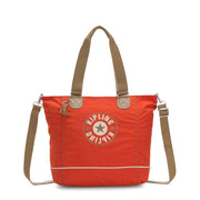 SHOPPER C FUNKY ORANGE BL - Kipling UAE