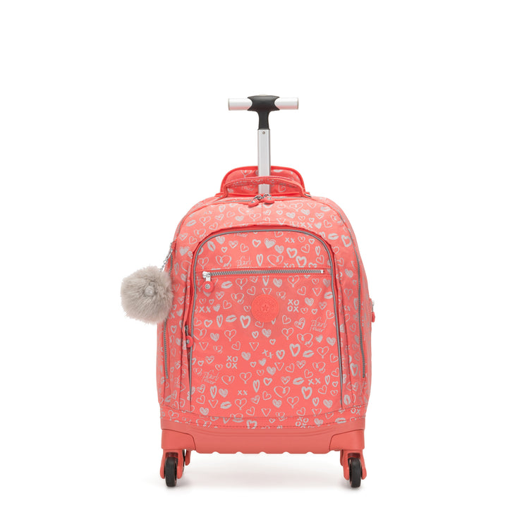 ECHO HEARTY PINK MET - Kipling UAE