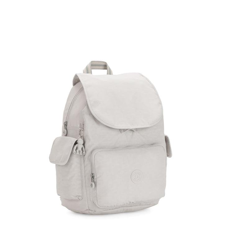 CITY PACK CURIOSITY GREY - Kipling UAE