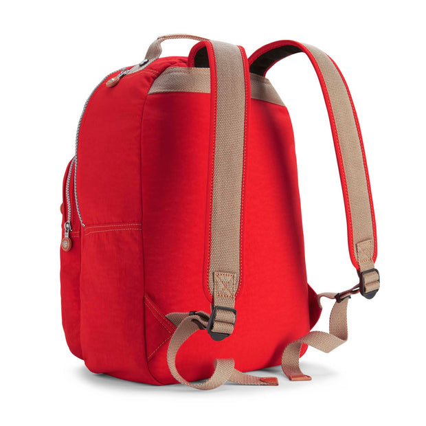 CLAS SEOUL TRUE RED C - Kipling UAE