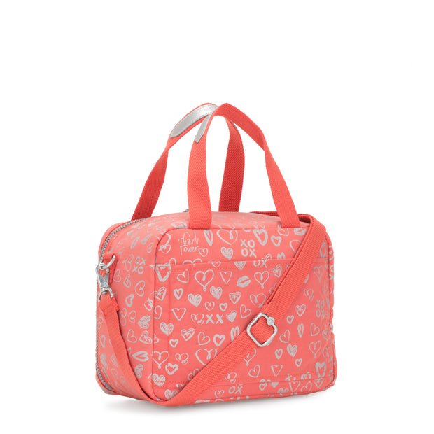 MIYO HEARTY PINK MET - Kipling UAE