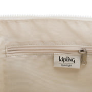 ART MINI WHITE METALLIC - Kipling UAE