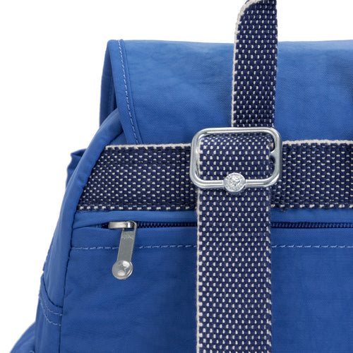 Kipling City Pack S Wave Blue - Small Backpack - K1563549Q