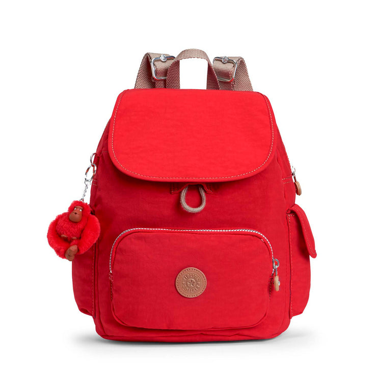CITY PACK S TRUE RED C - Kipling UAE