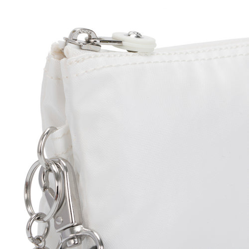 CREATIVITY XL WHITE METALLIC - Kipling UAE