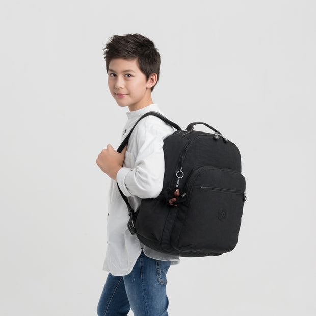 SEOUL GO TRUE BLACK - Kipling UAE