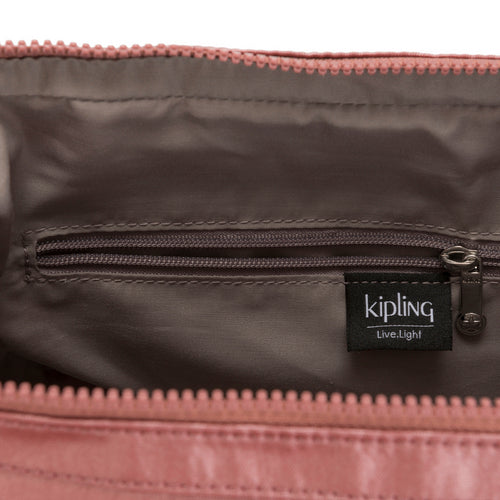 GABBIE METALLIC RUST - Kipling UAE