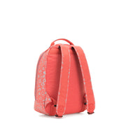 CLASS ROOM S HEARTY PINK MET - Kipling UAE
