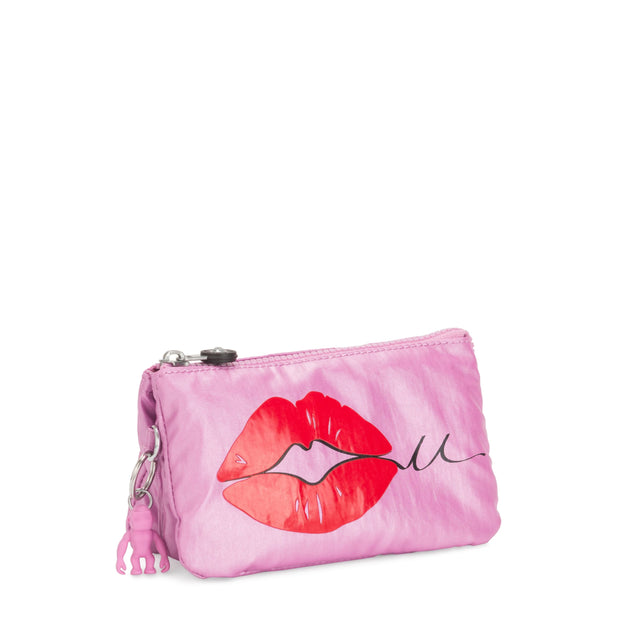 CREATIVITY L LIPS PINK - Kipling UAE