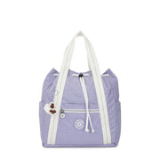 ART BACKPACK S ACTIVE LILAC BL - Kipling UAE