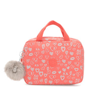 LOUNAS HEARTY PINK MET - Kipling UAE