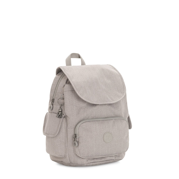 CITY PACK S GREY BEIGE PEP - Kipling UAE