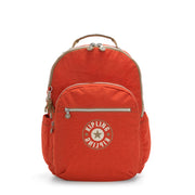 SEOUL XL FUNKY ORANGE BL - Kipling UAE