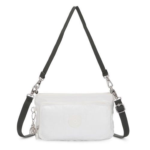 MYRTE WHITE METALLIC - Kipling UAE