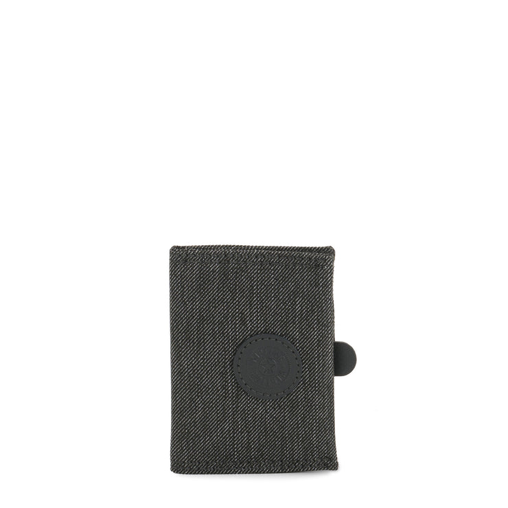 CARD KEEPER BLACK INDIGO - Kipling UAE