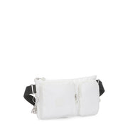 PRESTO UP WHITE METALLIC - Kipling UAE